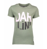 Moodstreet T-shirt m902-5410 khaki