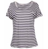 JcSophie T-shirt t2033 thelma blauw