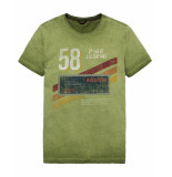 PME Legend T-shirt ptss192532 groen