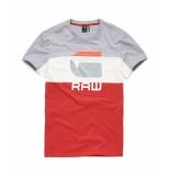 G-Star T-shirt d12408-336-9821 rood