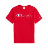 Champion T-shirt 210972 rood