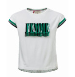 Looxs Revolution T-shirt 912-5452 wit