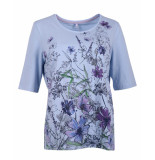 Gerry Weber T-shirt 870161-44093 blauw