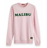 Scotch & Soda Sweatshirt 148954 roze