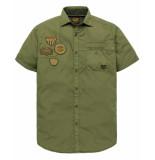 PME Legend Overhemd psis192241 groen