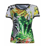 Roberto Sarto T-shirt 910121 groen