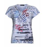 Roberto Sarto T-shirt 910165 blauw