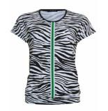 Roberto Sarto T-shirt 910116 zwart
