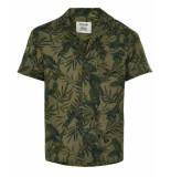 Anerkjendt Overhemd 9219064 leo groen