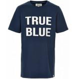 Cost:bart T-shirt 14251 blauw