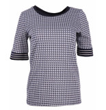 BR&DY Top jenna top blauw