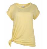 G-Star T-shirt d14155-b906-504 geel