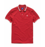 G-Star Polo d13325-5864-3364 rood