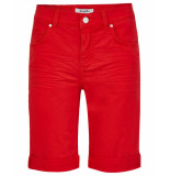 Angels Jeans Short 111280000 rood