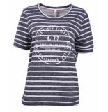 Zoso T-shirt halina blauw