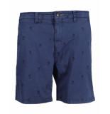 Shiwi Short 5192210385 blauw