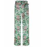 Jane Lushka Pantalon sat219ss120 groen