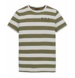 PME Legend T-shirt ptss193545 wit