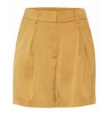 ICHI Short 20109206 geel