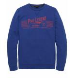 PME Legend T-shirt pts193502 blauw