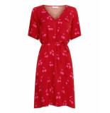 Fabienne Chapot Jurk hannah dress rood