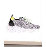 PS Poelman Sneakers 5914 zwart