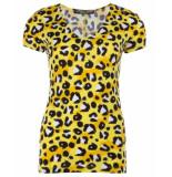 Juffrouw Jansen T-shirt feike geel