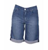 Angels Jeans Short 311280000 blauw