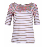 Gerry Weber T-shirt 870253-44151 ecru