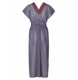 Lollys Laundry Jurk 19137-2058 judy blauw