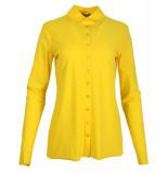 Label Nick Blouse willemijn geel