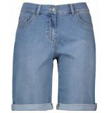 Gerry Weber Edition Short 822301-66841 blauw