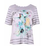 Frank Walder T-shirt s93304409 blauw