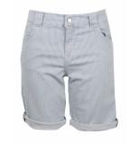 Angels Jeans Short 251180200 blauw