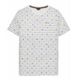PME Legend T-shirt ptss194529 wit