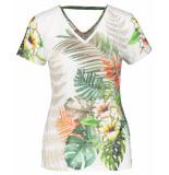 Gerry Weber T-shirt 170326-35136 beige