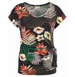 Gerry Weber T-shirt 170327-35137 zwart