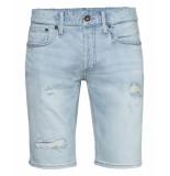 Denham Short razor short blauw