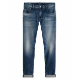 Scotch & Soda Jeans 151096 blauw