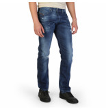 Diesel Belther regular fit jeans 084mx blauw