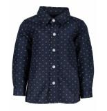 LCEE Lc kidswear b.v. blouse l811-6103 blauw