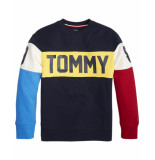 Tommy Hilfiger Sweatshirt ks0ks00052 zwart