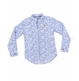CKS C.k.s. blouse botan blauw