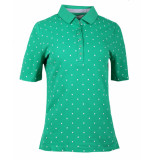 Bloomings Polo slt108-6912 groen