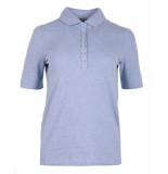 Bloomings Polo slt108-6920 blauw