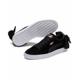 Puma Sneakers 367317 bow zwart