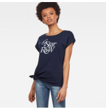 G-Star T-shirts tops 128146 blauw