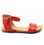 Creator S 1655. sandaal rood