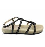 Pitt 020.377 sandaal zwart