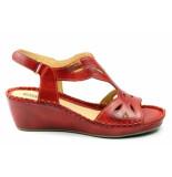 Pikolinos 1607. sandaal rood